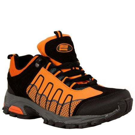 Дамски Туристически Обувки GUGGEN MOUNTAIN Hiking Boots Softshell Trekking Shoes 200894 T002-Orange